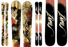 Love. Lust. Gore.: LINE Skis - Celebrity 90 and Celebrity 100 for 2012