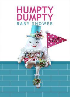Humpty Dumpty Baby Shower