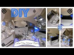 Glamorous Wedding Centerpiece | DIY Dollar Tree | Under $25!!!! Bridal Floral Design | - YouTube