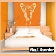 Flower Wall Decal - Vinyl Decal - Car Decal - CF23042