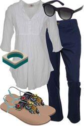 Outfits for A Tummy Bodyshape at Birdsnest Fashion