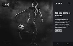 Website for Brazilian sports consulting.