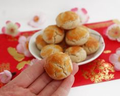 chinese new year almond cookies 4