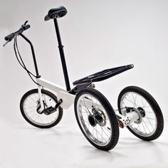 DZine Trip | Tricycle with a bicycle like riding experience | http://dzinetrip.com