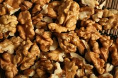 walnuts are among the foods that contain iron absorption inhibiting phytates