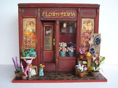 Blog dedicado a la creación artesanal de miniaturas 1:12. Donde se pueden encontrar multitud de consejos, técnicas, tutoriales, imprimibles. Además de esta información de interés para miniaturistas y coleccionistas, la página ofrece la posibilidad de adquirir las escenas en miniatura de su autora, MaraGVerdugo, a través de su tienda ETSY.