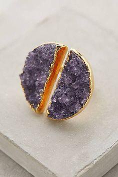 Pallanza Druzy Ring