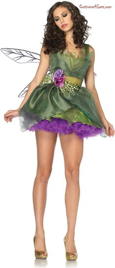 Woodland Fairy Adult Costume at Costumes4Less.com