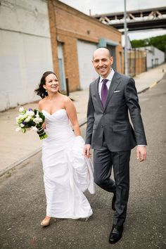 Photography: Brian Hatton - brianhattonphoto.com   Read More on SMP: http://www.stylemepretty.com/2013/12/19/the-foundry-wedding/