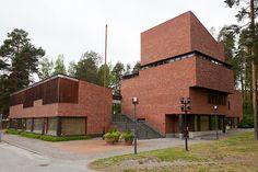 säynätsalo - town hall - Aalto