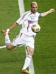Zinedine Zidane. One of the best ever