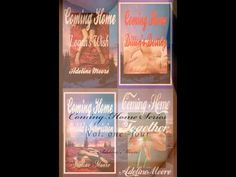 Coming Home Series Vol one - four by Adeline Moore