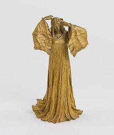 "Agathon Léonard, Bronze ""Marguerite"" c.1900 | JV"
