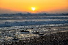 Spanish Flat Sunset