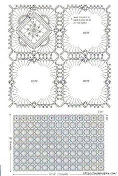 Materiales gráficos Gaby: Manta de motivos