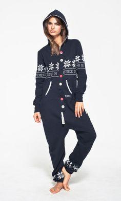 Onepiece Selbu Navy blue - OMG comfyness, I have to have to have to have this!!! :D