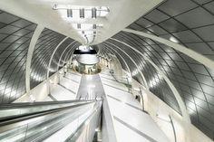 """""""U-Bahn-Kathedrale"""" ein Foto von Eric Gessmann aus unserem aktuellen CEWE Fotowettbewerb """"Our world is beautiful"""" https://contest.cewe-fotobuch.de/beautiful-world-2016?sref=om_seo_bing_x_16523_x"""