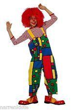 Clown dungarees Harlequin Costume Circus Clowns Clown Pants Clown Costume Dungarees