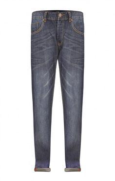 Ανδρικό παντελόνι denim basic PANT-4963   Παντελόνια τζίν > Jeans Jeans, Fashion, Moda, Fashion Styles, Fashion Illustrations, Denim, Denim Pants, Denim Jeans