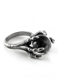 Killstar Dragon Claw Ring