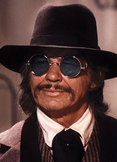 Charles Bronson in 'The White Buffalo' (1977):