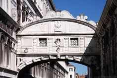 Bridge of Sighs. I'll get there one day ...