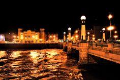 Memories..San Sebastian & Night