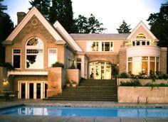 Pretty house in Seattle.
