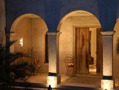 Ricardo Pereyra Iraola - Estudio Santa Fe Style, Candle Sconces, Oversized Mirror, House Plans, Wall Lights, Exterior, Lighting, Mexican, Beautiful