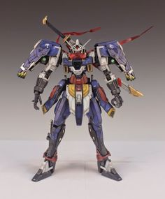 MG 1/100 AGE-M / Mirrage Attack (GBWC 2013 Korea 3rd Place) - Custom Build - Gundam Kits Collection News and Reviews