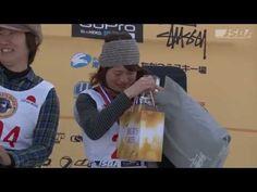 第31回JSBA全日本スノーボード選手権大会 GS競技 (大会6日目・3月17日)