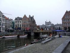 Ghent: I have been to Ghent and it is beautiful