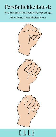 Wusstest du, dass die Art, wie du deine Hand zur Faust ballst, viel über deine Persönlichkeit aussagt? Denn daran, wie deine Finger platziert sind, kann man einige Charaktereigenschaften ablesen.