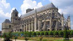 2008, Bourges la Cathédrale
