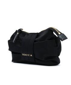 TOCCA WOMENS(トッカウィメンズ)のRIBBON_POUCH ポーチ(ポーチ)|ブラック系