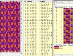 24 tarjetas, 2 colores, repite cada 8 movimientos // sed_175༺❁