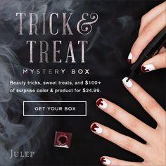 #Julep Trick & Treat Mystery Box