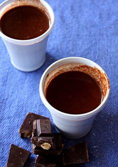 European Drinking Chocolate Recipe