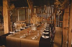 Apple Orchard Wedding Decor from Douglas Pettway Photography ...