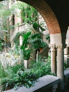 Isabella Stewart Gardner Museum / OLD BRAND NEW Zen Place, Gardner Museum, We Go Together, Boston Things To Do, Save The Date Photos, In Boston, Adventure Awaits, Landscape Architecture, Wonderful Places