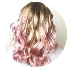 Pretty in pink <3 Hairstylist: Sami Schneider (House of Color, CO) #HairInspo #TGIF #MMFNYC #MakeMeFabulous