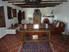 Recibidor rustico Vanity, Mirror, Furniture, Blog, Diy, Home Decor, Rustic Furniture, House Decorations, Window Boxes