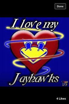 Jayhawk Clipart Clipart Best Kansas My Home Now