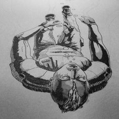 Wip #comics #ink #illustration #veto #art #inksomnia #comicbook