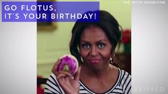Isn't FLOTUS Michelle Obama the best?!