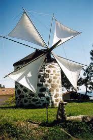 moinhos de portugal - moinho de vento