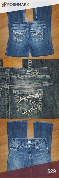 Silver Jeans Suki bootcut size W 28 / L  32 Silver Jeans Suki bootcut size W 28 / L  32 Silver Jeans Jeans Boot Cut