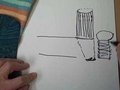 Kelley's Sock Class - Anatomy of a Sock