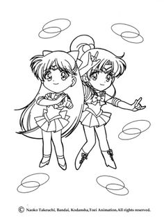 Little Sailor Venus And Jupiter From Hellokids