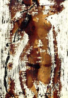 by Moniava Igor, 2007 Abstract Art, Abstract Paintings, Beauty Art, Vincent Van Gogh, Figurative Art, Beautiful Words, Artsy Fartsy, Collage Art, Amazing Art
